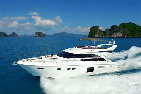 charter boat phuket tips to choose the right charter yacht in phuket boat in