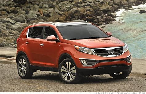 Kia Sportage Gas Suvs That Don T Guzzle Gas Kia Sportage 7 Cnnmoney