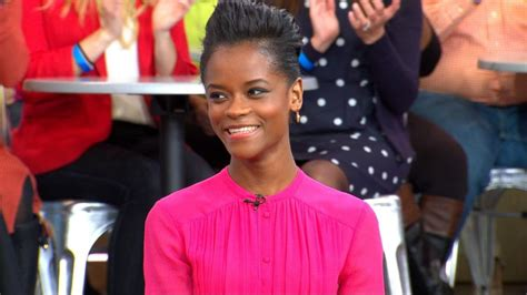 letitia wright good morning america letitia wright inspires the next generation of superheroes