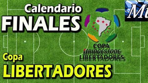 Calendario De Copa Libertadores 2015 Calendario Finales Copa Libertadores 2015 Llave