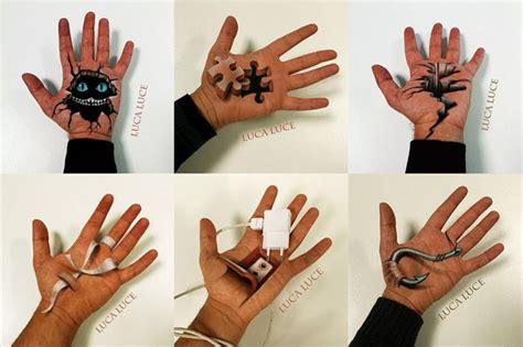 tutorial gambar tangan 3d hiii seniman ini buat lukisan 3d menyeramkan di telapak