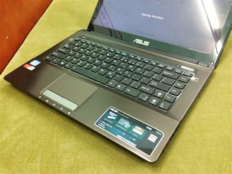 Laptop Asus K43e laptop c紿 asus k43e i3 2310m 2gb 500gb intel hd graphics 3000 14 inch