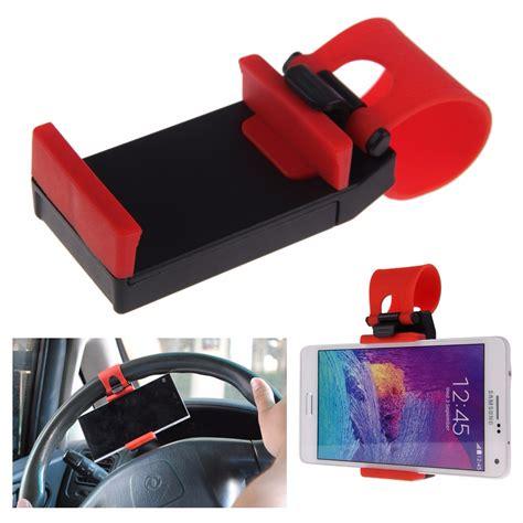 supporto per volante supporto porta per cellulare cell phone universale da