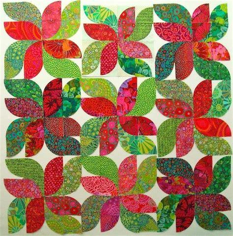 drunkards path pattern quilt variations drunkard s path quilt along layout by springleaf studios