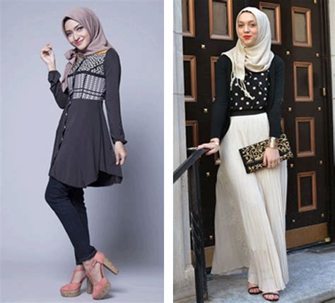 Baju Muslim Untuk Pesta Siang Hari Baju Muslim Untuk Pesta Pernikahan Siang Hari Unik Dan Cantik