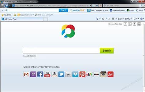 eliminar weather blink toolbar de los navegadores