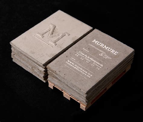Craft Paper Business Cards - unique business cards color business cards
