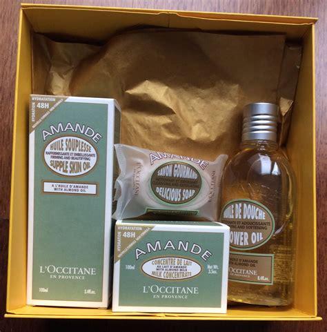 Sabun Muka L Occitane L Occitane Almond Serisi Gift Box Benjilicious