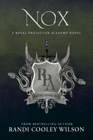 nox the royal protector academy 3 by randi cooley wilson