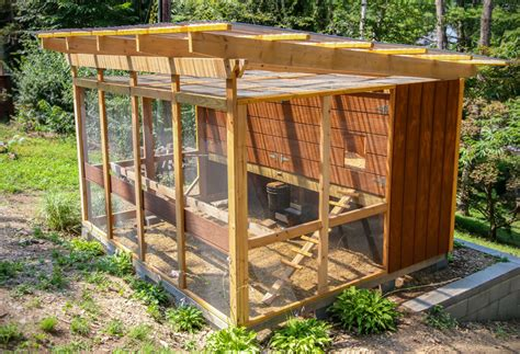 backyard chicken coop kit steven s garden loft walk in chicken coop from plans coop thoughts blog