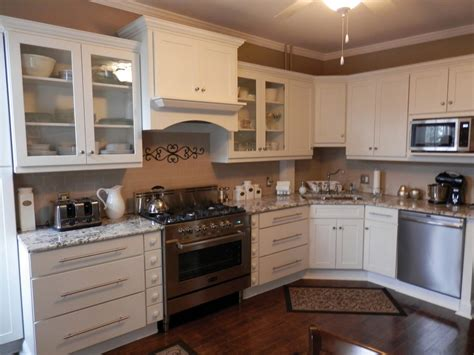 used kitchen cabinets maryland shaker white cabinets maryland kitchen remodel photos