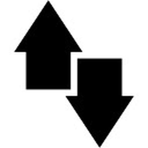imagenes de up and down down arrow icons free download