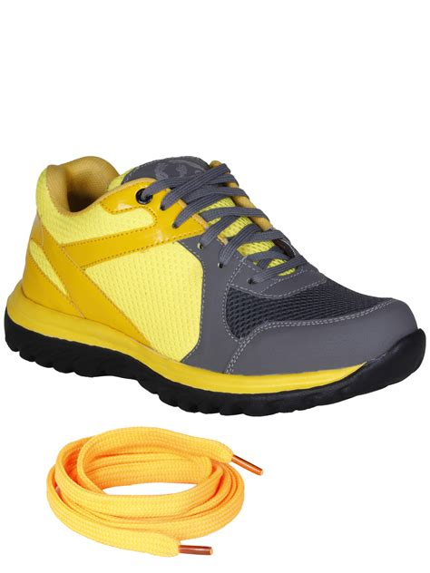 mens yellow running shoes buy bachini mens yellow running shoes in india