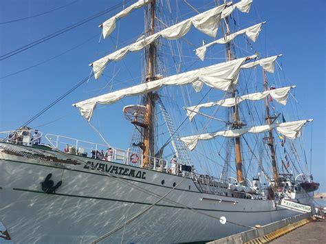 come arrivare al porto di civitavecchia la nave cuauhtemoc fino al 27 luglio al porto di