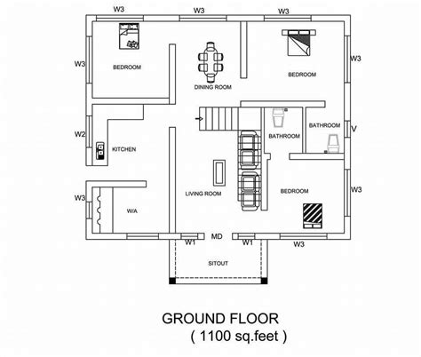 traditional plan 2 525 square feet 4 bedrooms 3 1550 square feet 4 bedroom traditional style double floor