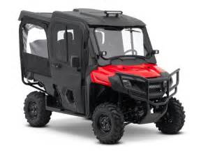 Honda Pioneer 700 4 Accessories 2014 Honda Pioneer 700 4 Review Top Speed