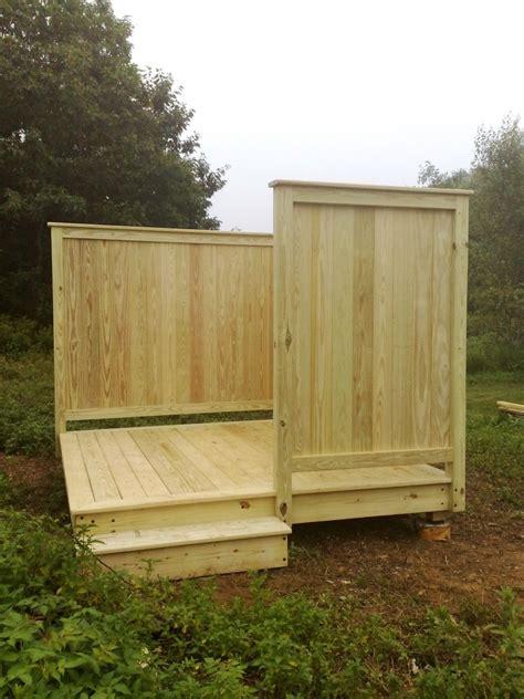 outdoor shower deck outdoor shower structure