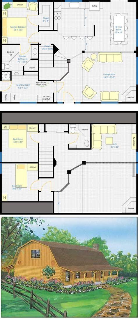 small barndominium floor plans  story  loft