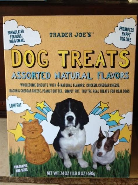 trader joes dogs trader joe s treats assorted flavors yelp