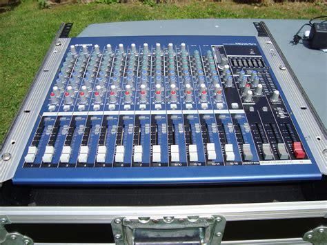 Mixer Yamaha Mg 16 Fx yamaha mg16 6fx image 464909 audiofanzine
