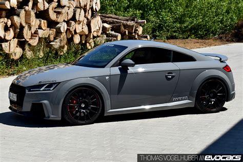 Technische Daten Audi Tt Rs by Mtm Audi Tt Rs Im Test Tiefer Schneller Weiter