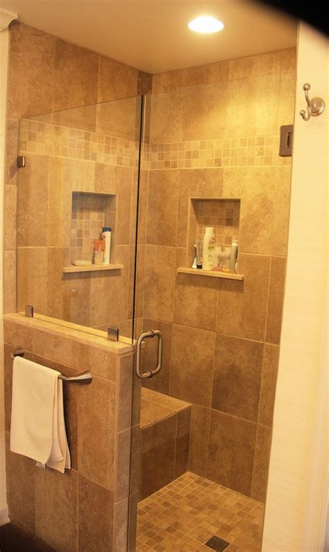 How To Build A Half Wall Shower by 43 Amazing Bathrooms With Half Walls Interior God