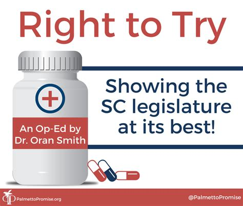 the right to try how the federal government prevents americans from getting the lifesaving treatments they need books right to try showed sc legislature at best palmetto
