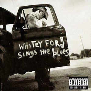 whitey ford sings  blues wikipedia