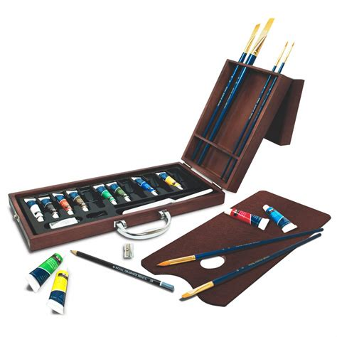 acrylic painting supplies premier set acrylic painting craftyarts co uk
