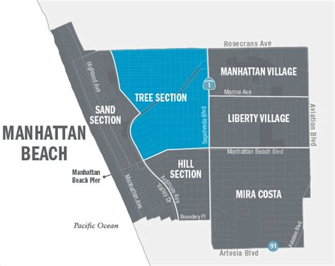 manhattan beach tree section manhattan beach ca neighborhoods homes for sale