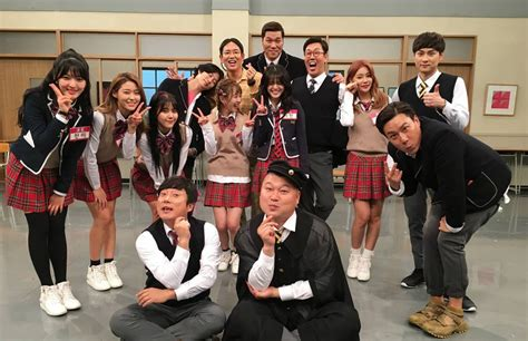 twice knowing brother 2018 aoa brings quot knowing brothers quot highest viewership of all