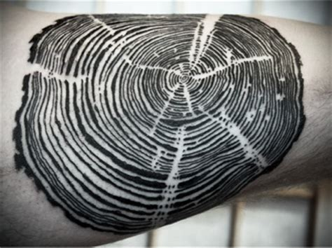 tree ring tattoo tree ring ink trees tree rings and