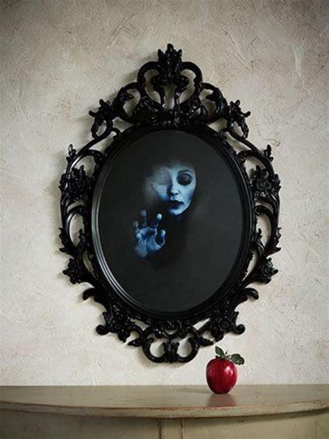 diy creepy halloween hand picture frame 50 best indoor halloween decoration ideas for 2018