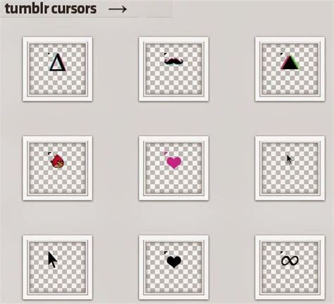 tumblr themes and cursors 17 best images about fmp cursor on pinterest computer