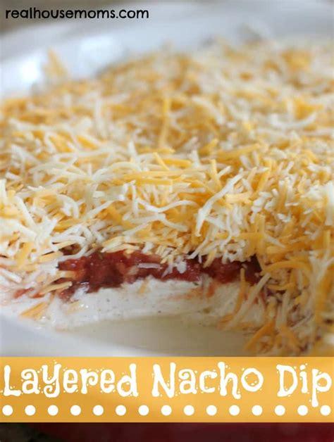 layered taco dip recipes dishmaps