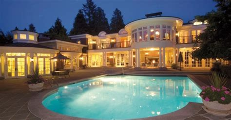 how the rich buy homes universe of luxury most valuable house in burnaby