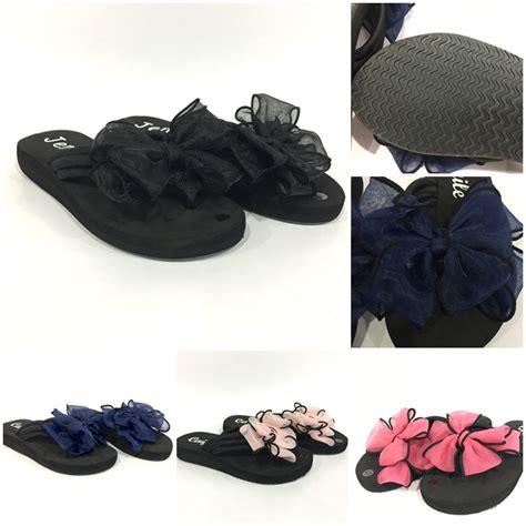 Sepatu Sendal Pantofel Black A52 jual shs9937 black sendal fashion wanita cloutboutique