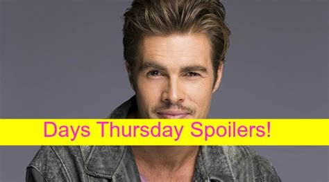 days of our lives spoilers shawn christian exits dool days of our lives dool spoilers fynn thompson debuts