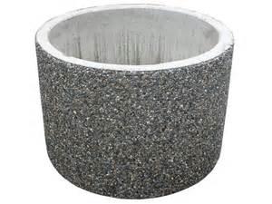 Large Concrete Planter by Large Commercial Concrete Planters Eagle West Precast