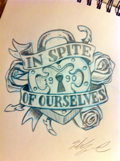 in spite of our selves in spite of ourselves by simianbrothers on deviantart