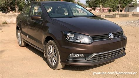 Volkswagen Ameo 2017 Review