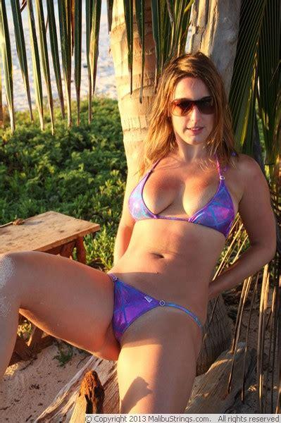 malibustringscom bikini competition fangie gallery