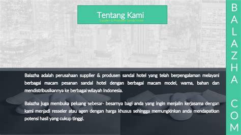 Sandal Murah Bandung 2 distributor sandal hotel murah bandung