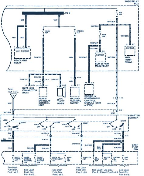 1992 isuzu rodeo fuel wiring diagram get free image