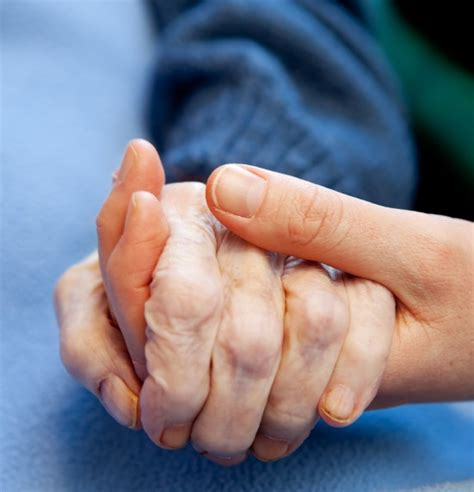 comfort touch comfort touch 174 can be a powerful healer for the elderly