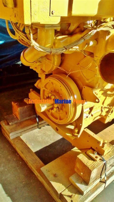 caterpillar cat  dita marine diesel engine  hp