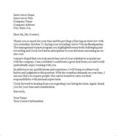 Thank You Letter After Job Promotion Interview Best 20 Thank You Interview Letter Ideas On Pinterest