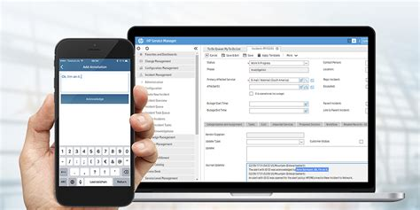 mobile service manager derdack mobile alert notifications for hp service