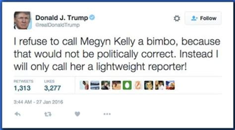donald trump recent tweets january 2016 the last of the millenniums