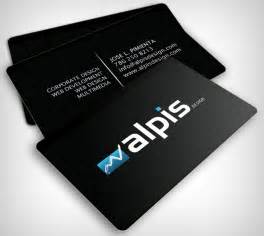 cool business card designs cool business card design alpis design cardrabbit